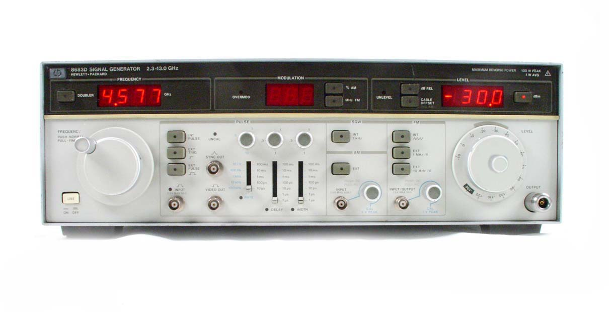 Agilent / HP 8683D for sale