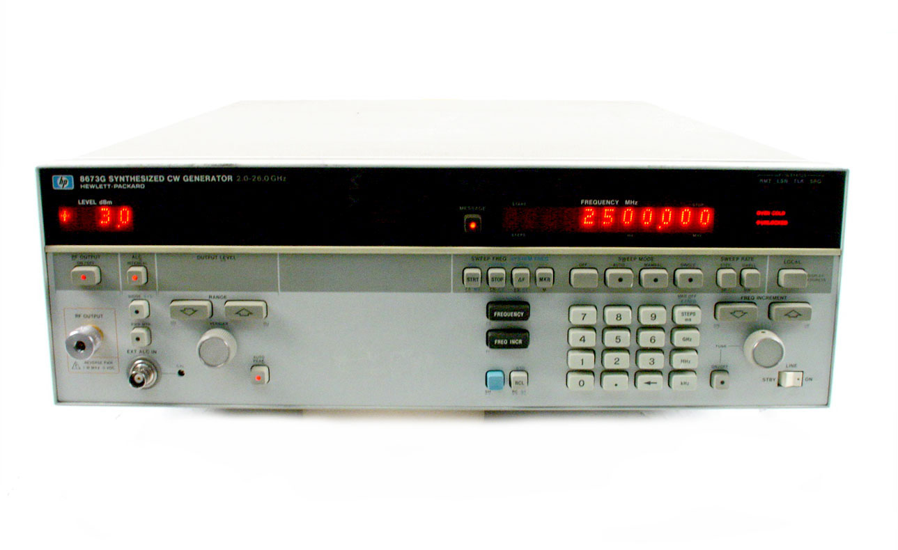 Agilent / HP 8673G for sale