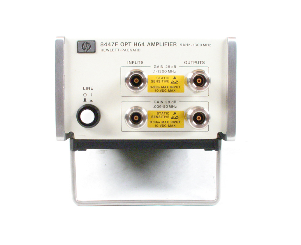 HP / Agilent 8447F Opt H64 for sale