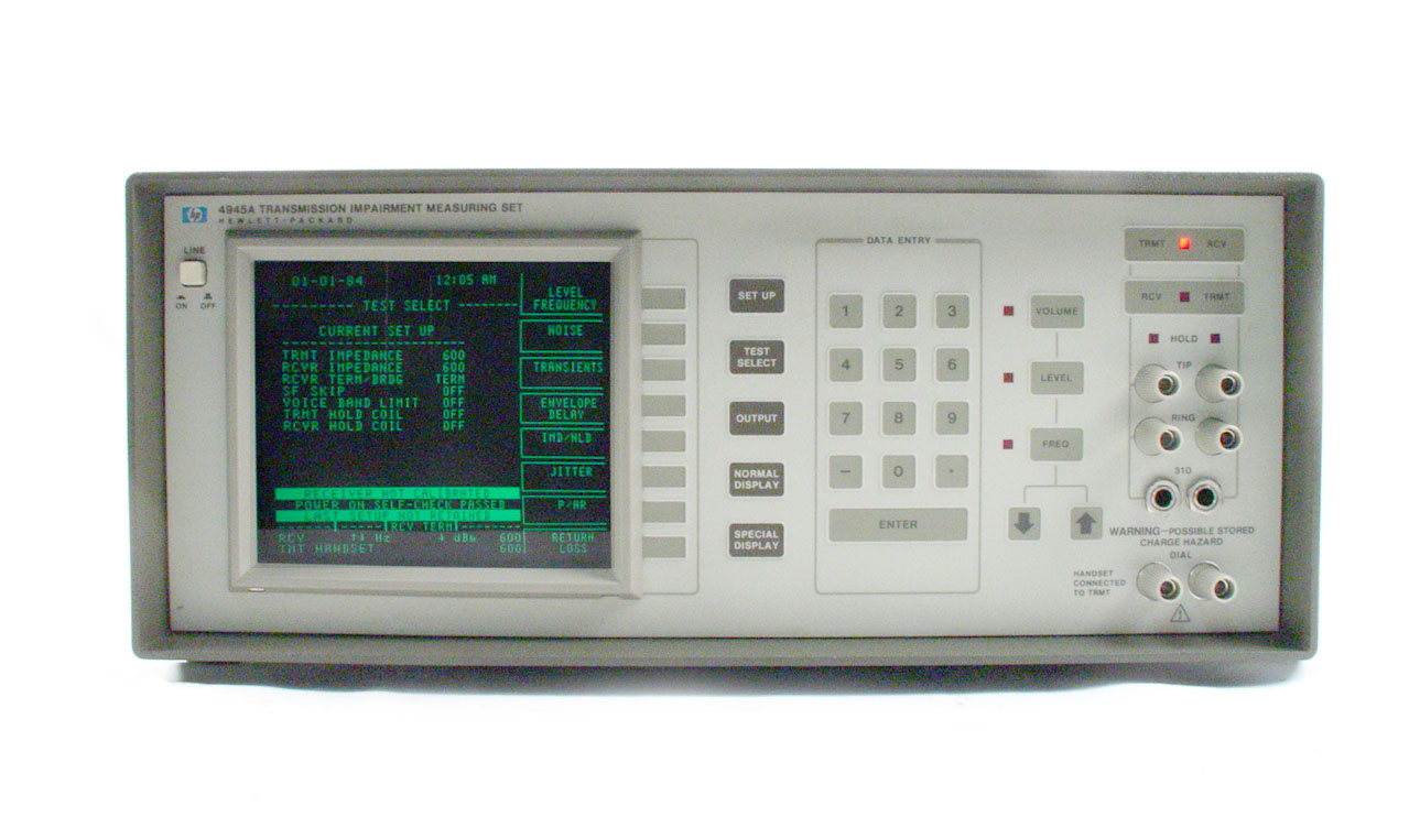 Agilent / HP 4945A for sale