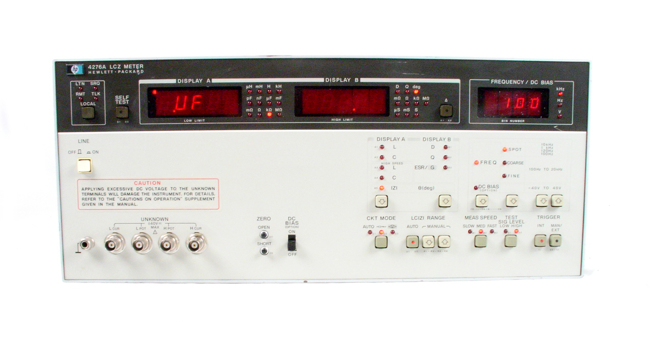 Agilent / HP 4276A for sale