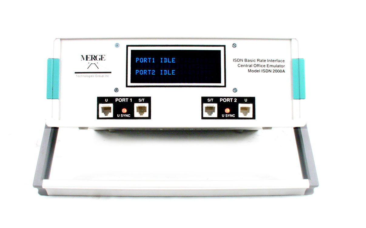 Merge Technologies Group ISDN-2000A clearance