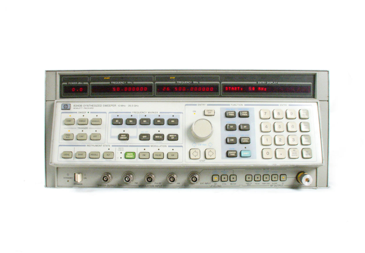 Agilent / HP 8340B for sale