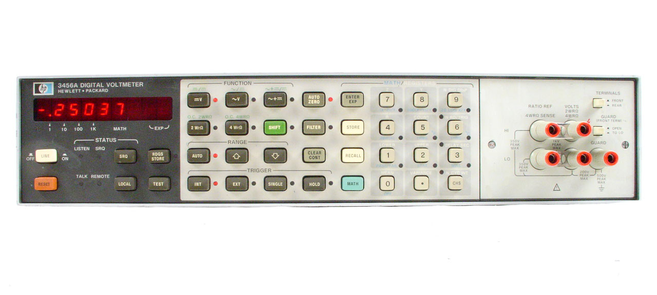 Agilent / HP 3456A for sale