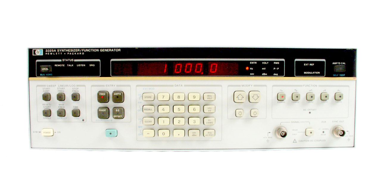 Agilent / HP 3325A for sale