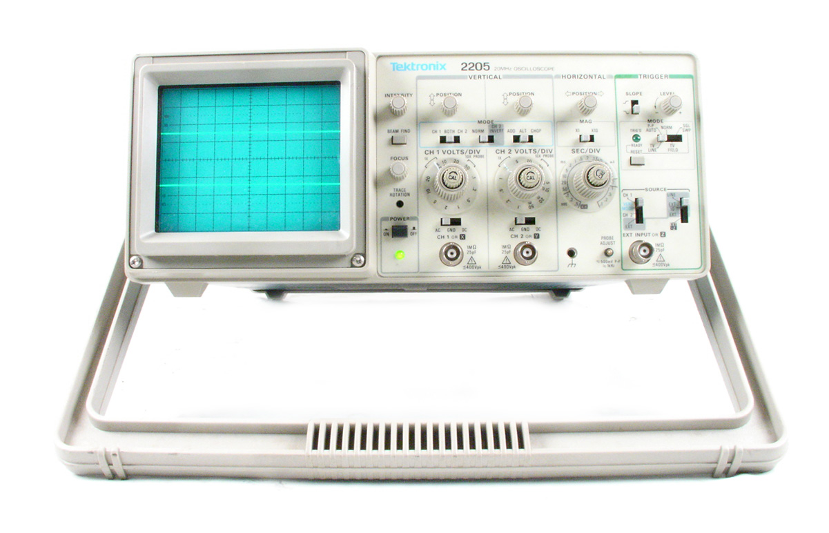 Tektronix 2205 for sale