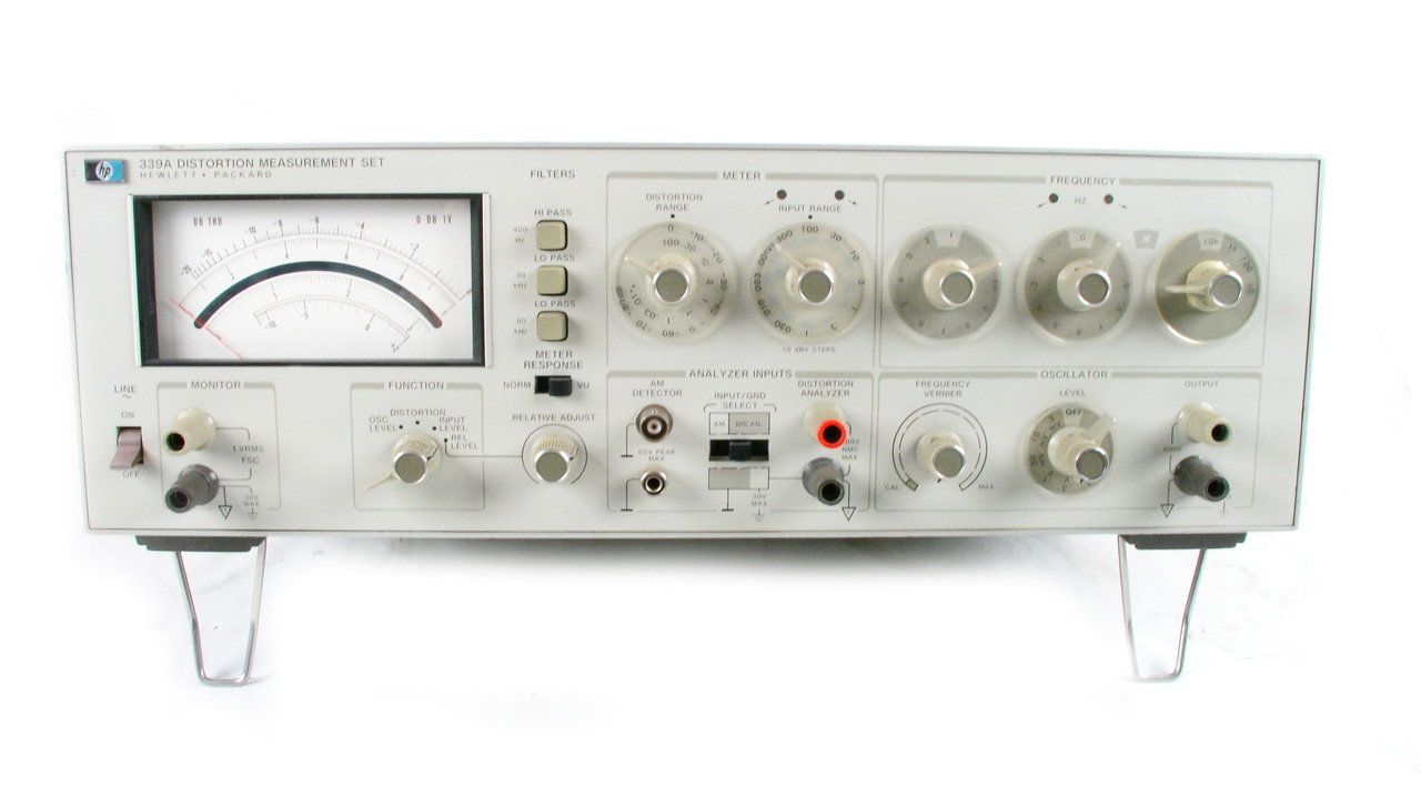 Agilent / HP 339A for sale