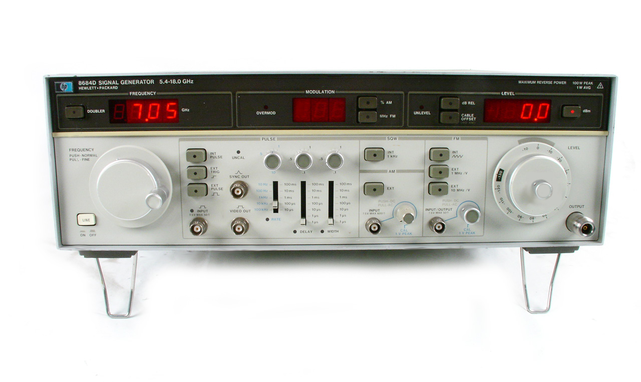 Agilent / HP 8684D for sale