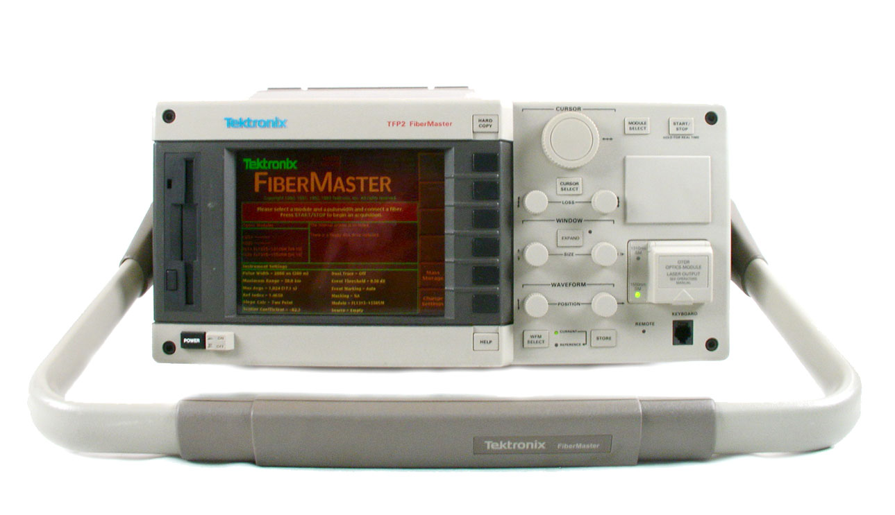 Tektronix TFP2  w/ FL1315 for sale
