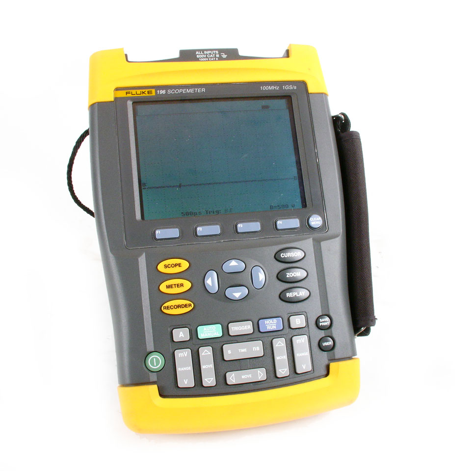 Fluke 196 for sale