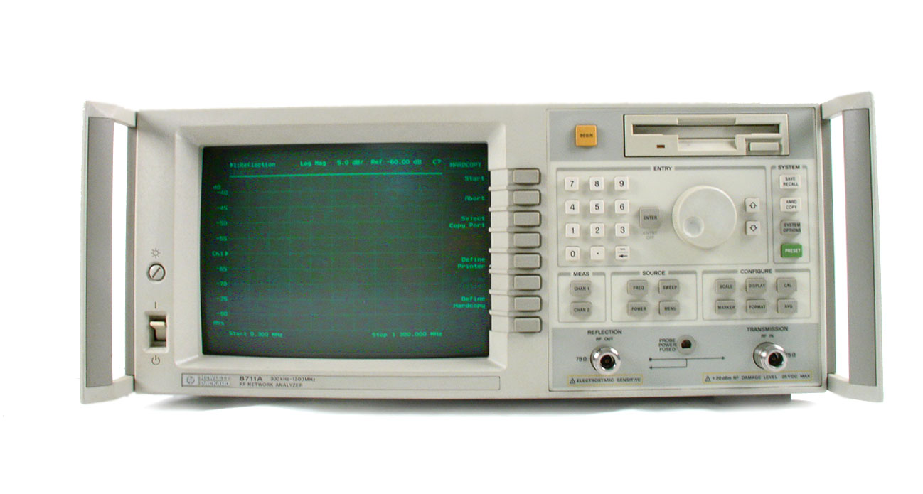 Agilent / HP 8711A for sale