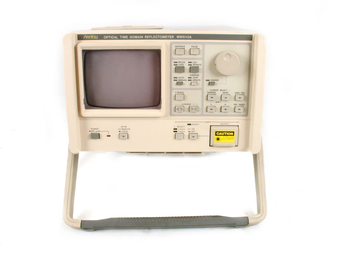 Anritsu MW910A w/ MH955A1 for sale