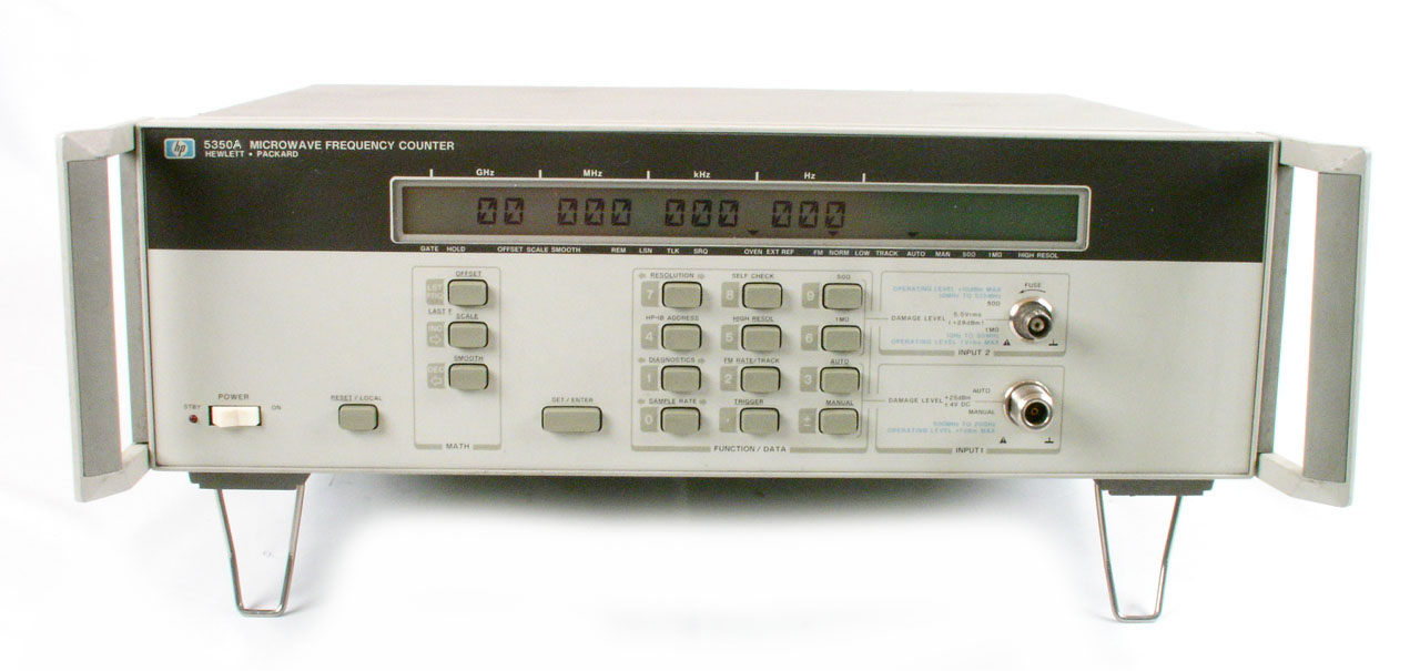 Agilent / HP 5350A for sale