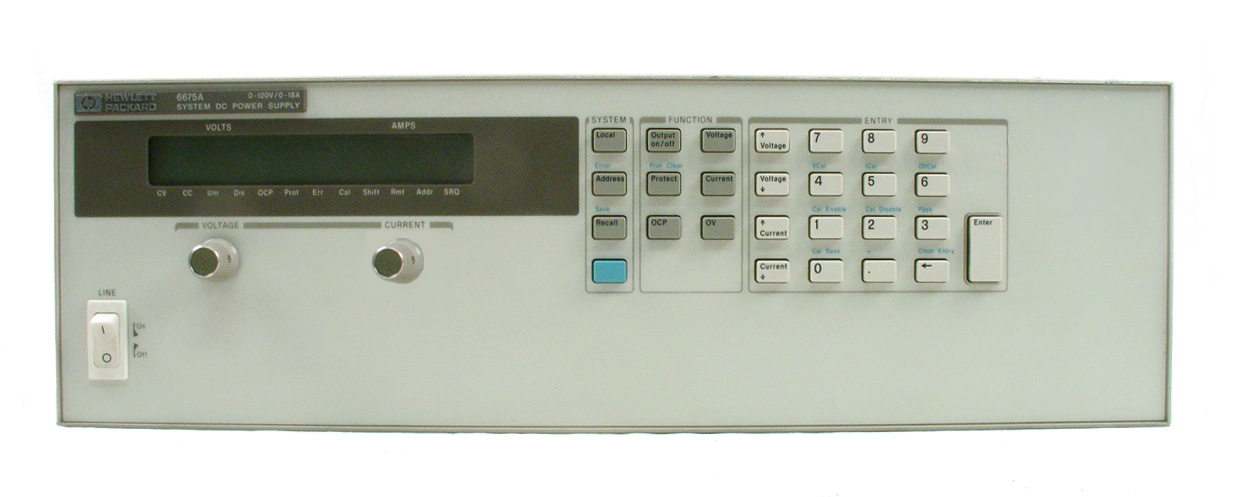 Agilent / Keysight 6675A for sale