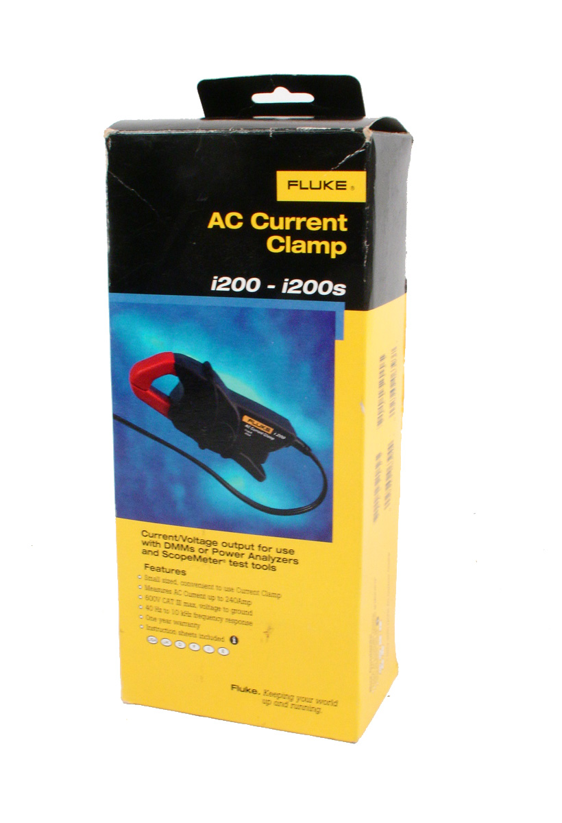 Fluke i200 - 1200s for sale