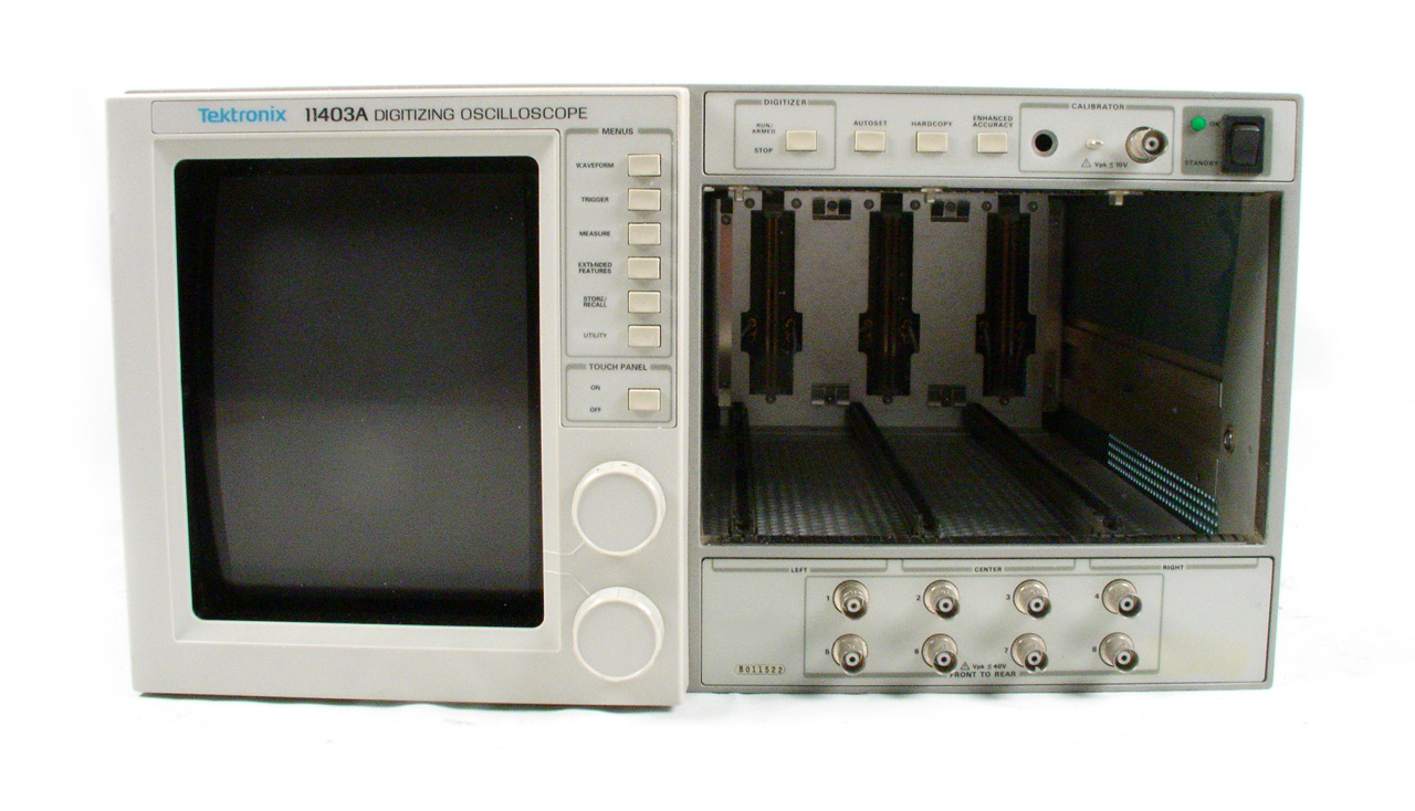 Men's Accessories Tektronix 11403a Digitizing Oscilloscope