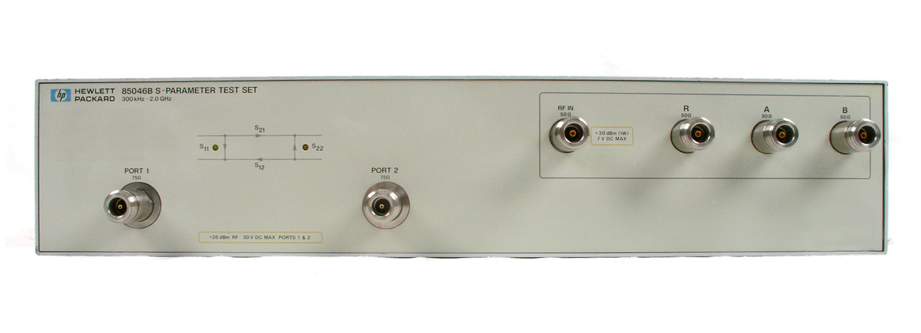 HP / Agilent 85046B for sale