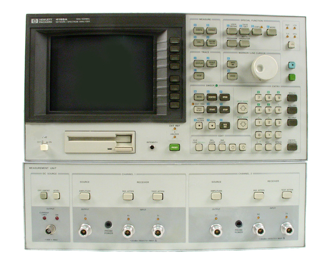 Agilent / HP 4195A for sale