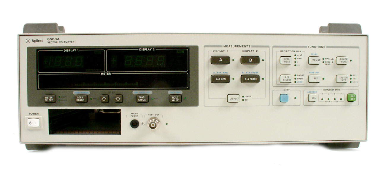 HP / Agilent 8508A for sale