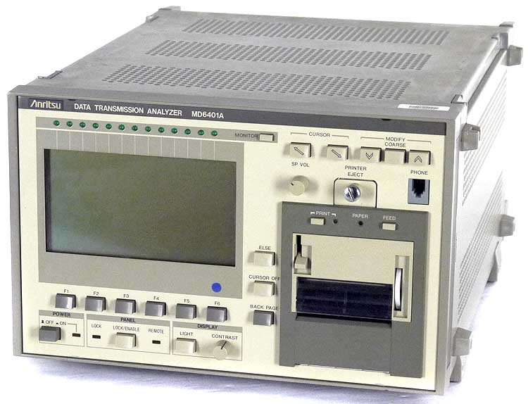 Anritsu MD6401A for sale