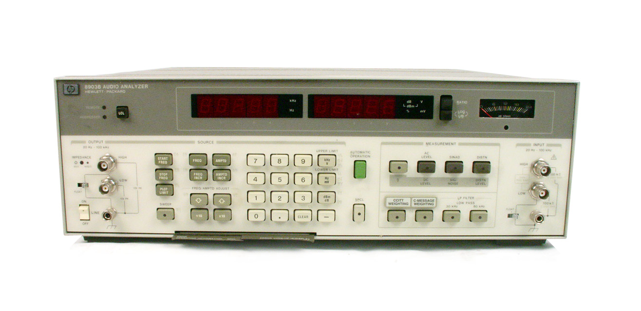 HP / Agilent 8903B for sale
