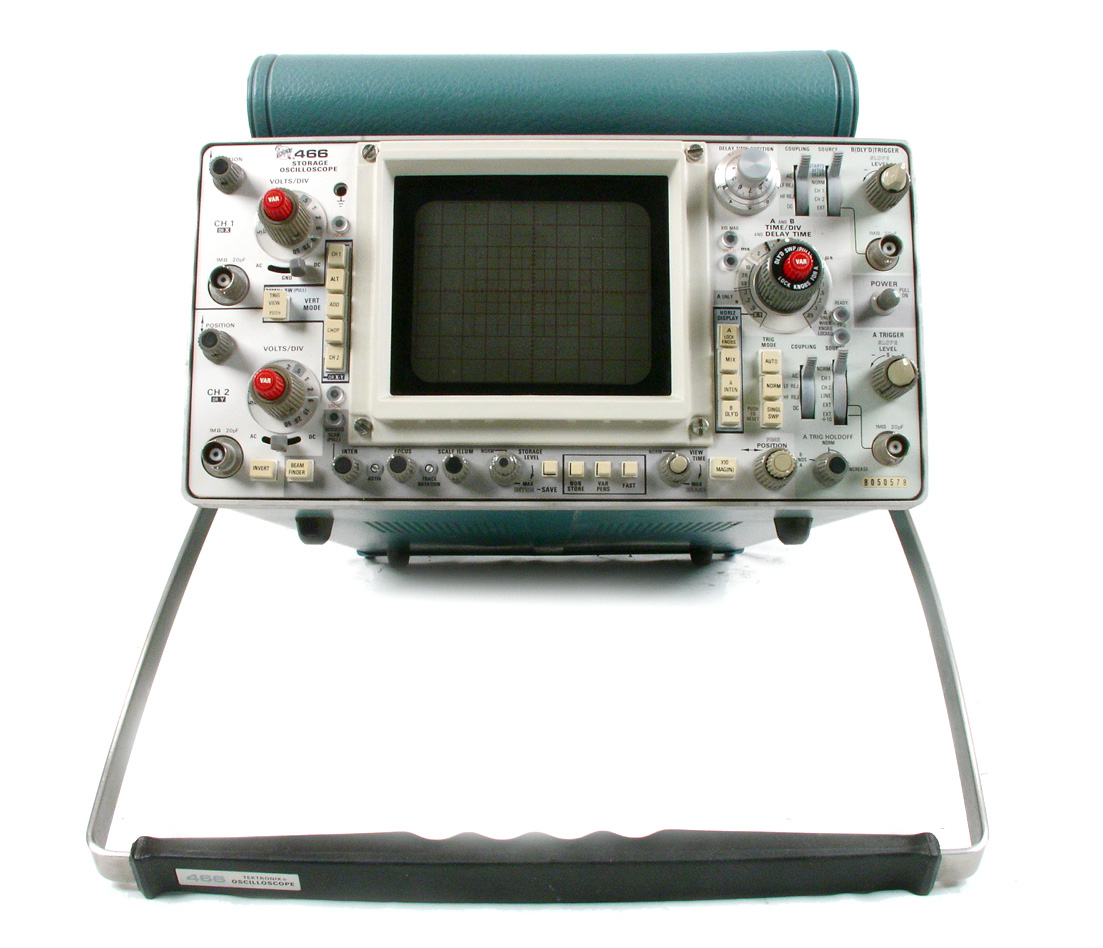 Tektronix 466 for sale