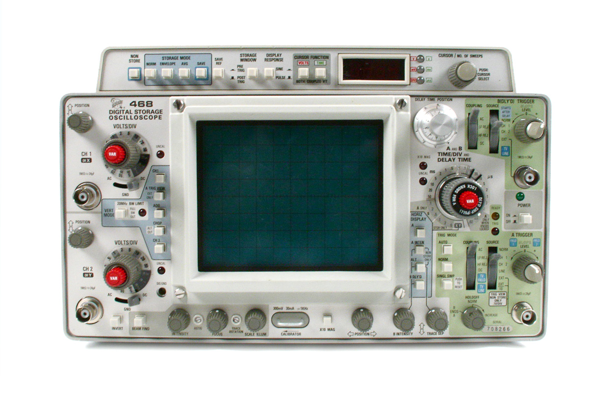 Tektronix 468 for sale