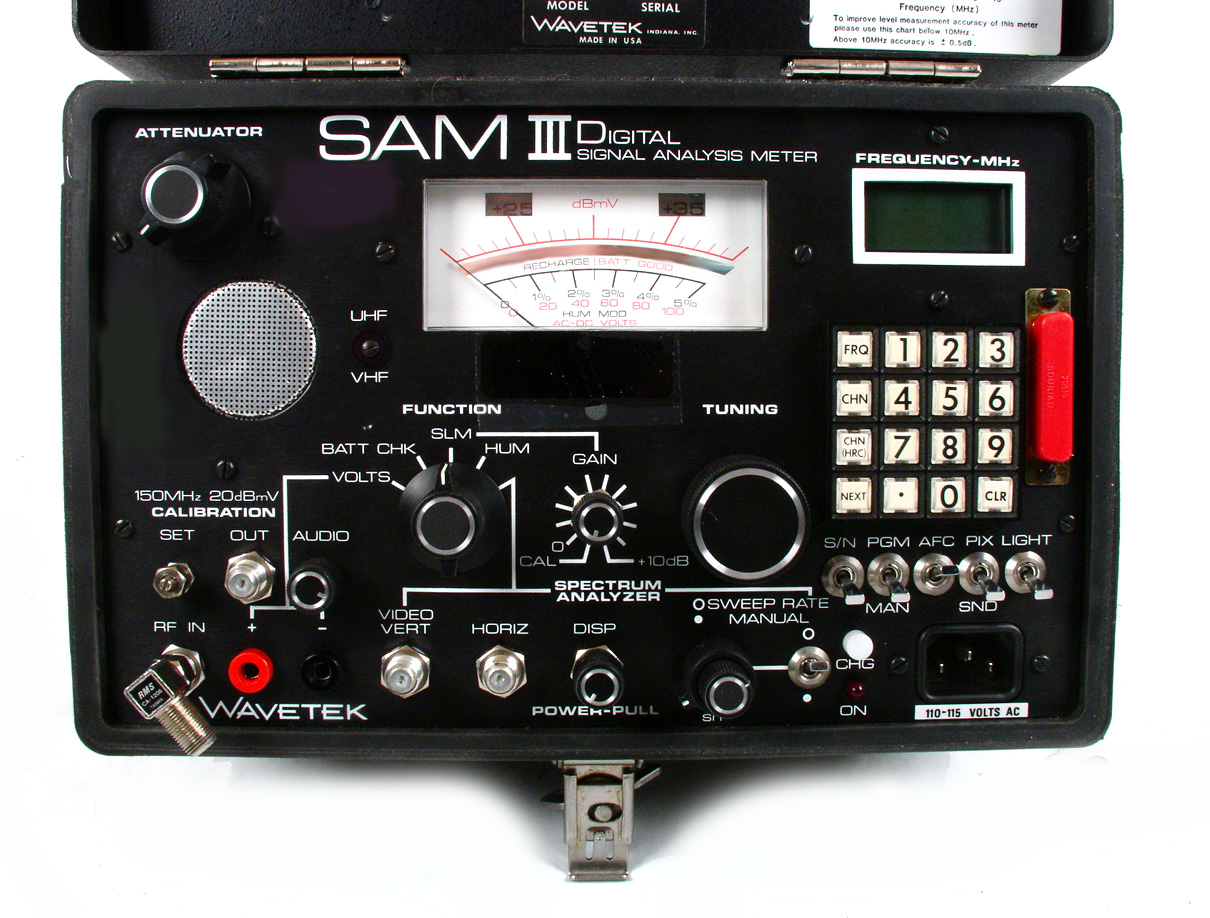 Wavetek SAMIIID for sale