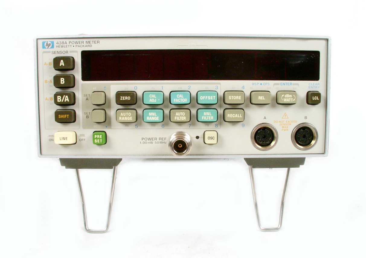 Agilent / HP 438A for sale