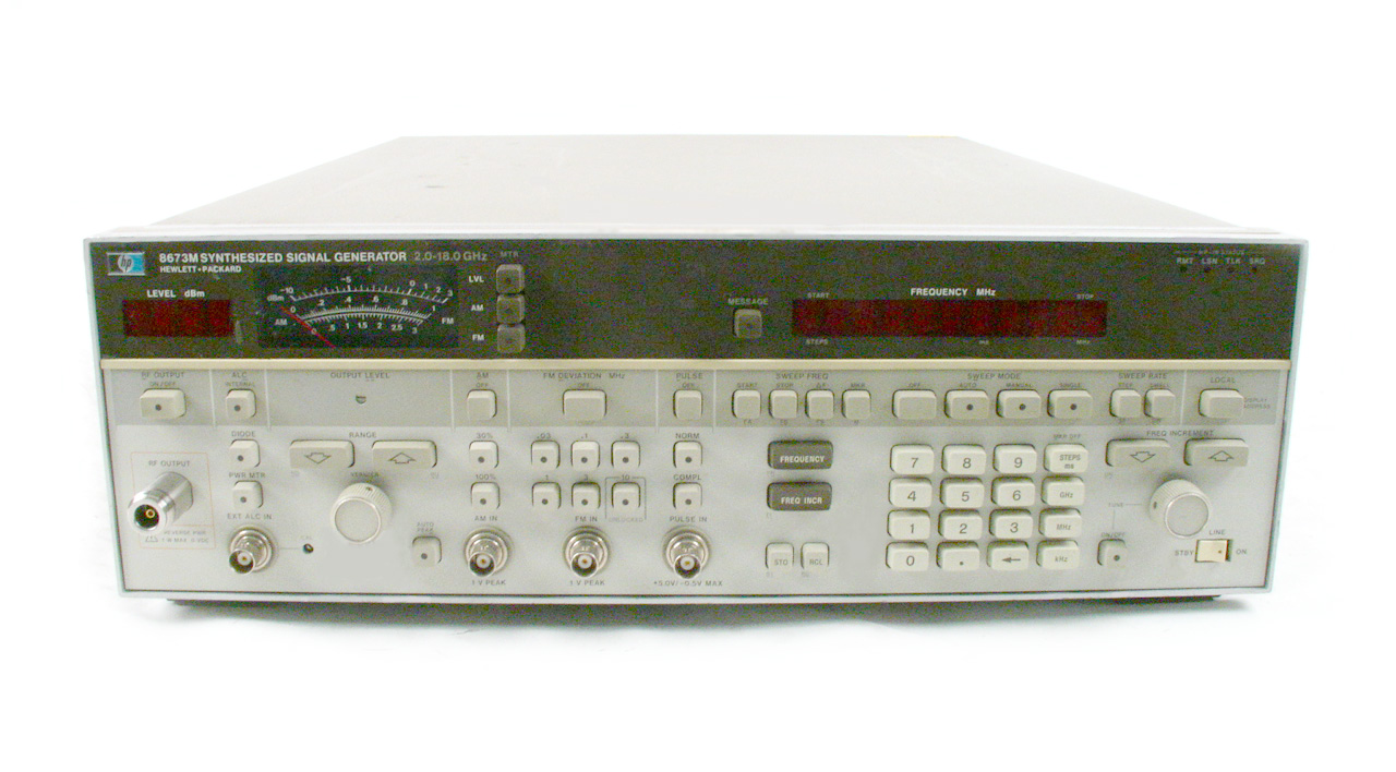Agilent / HP 8673M for sale