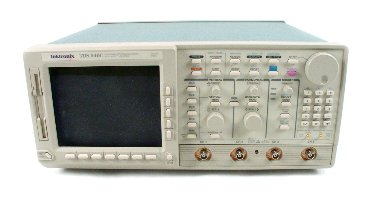 Tektronix TDS540C for sale