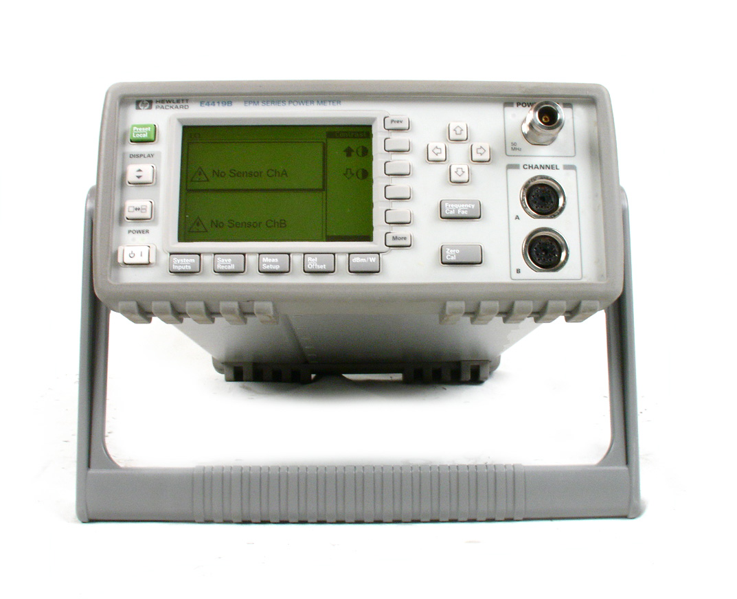 Similar product is HP / Agilent E4419B