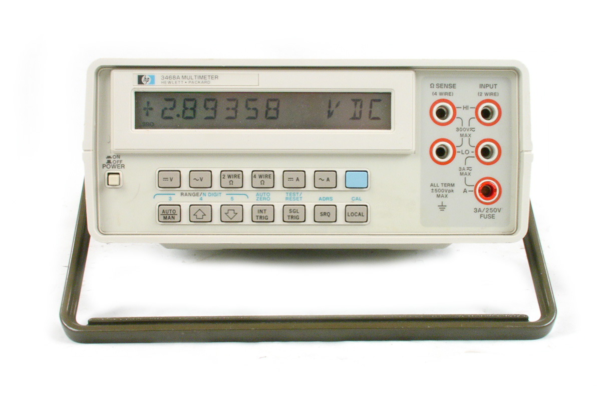 Agilent / HP 3468A for sale