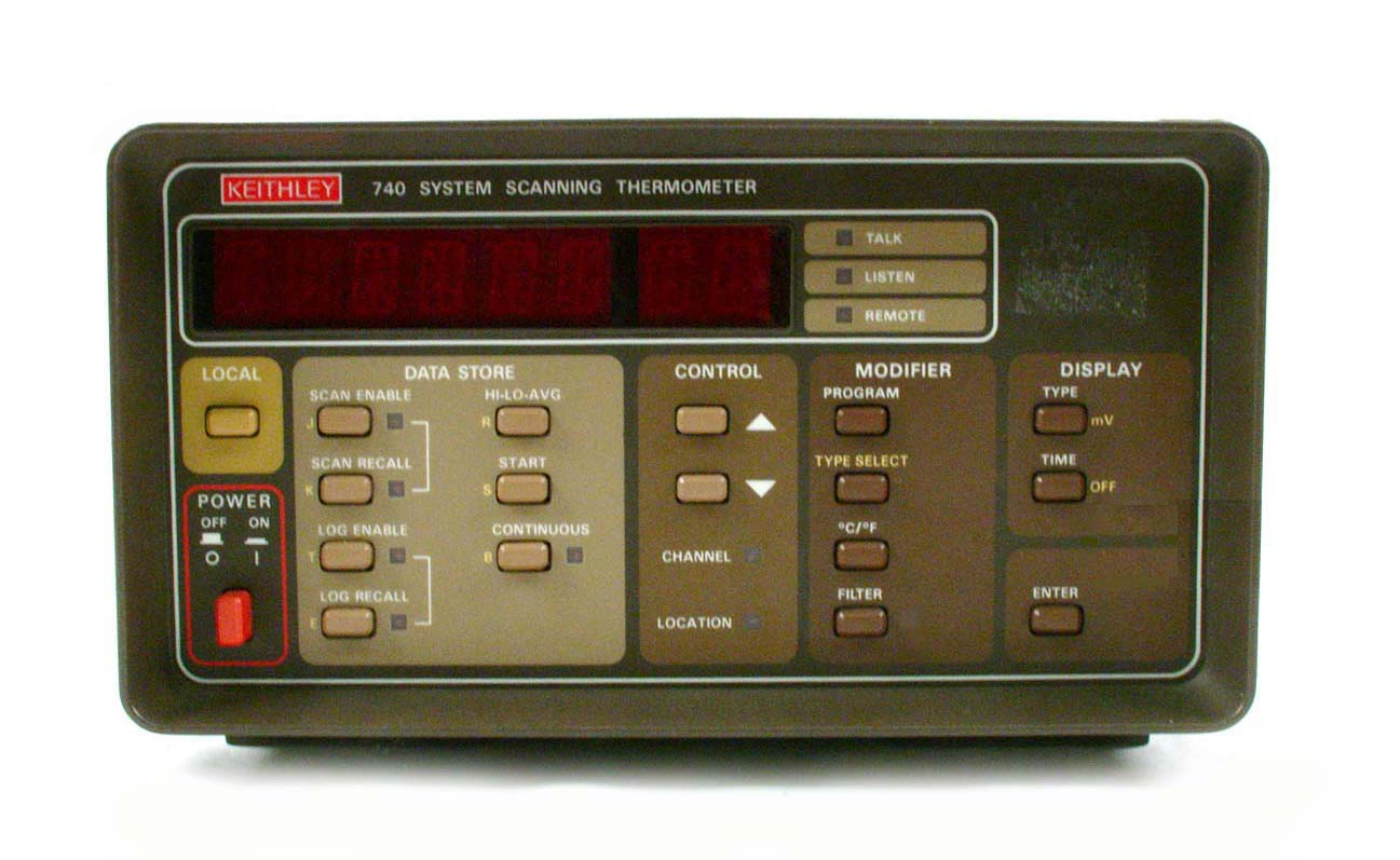 Keithley 740 / 7402 for sale