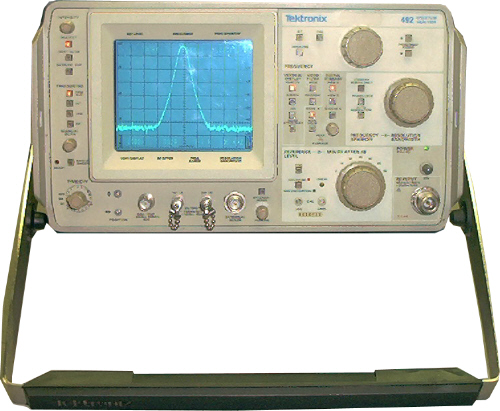 Tektronix 492 for sale