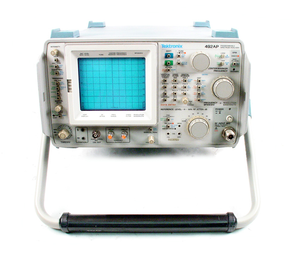 Tektronix 492AP for sale