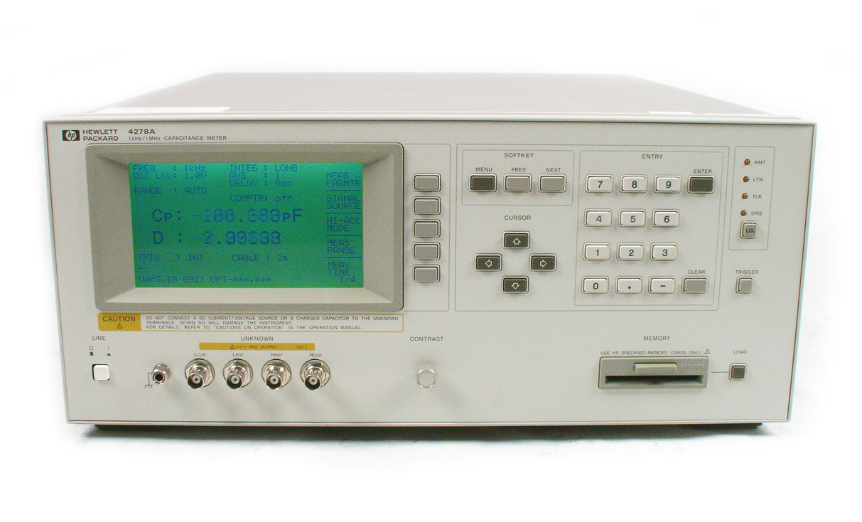HP / Agilent 4278A for sale