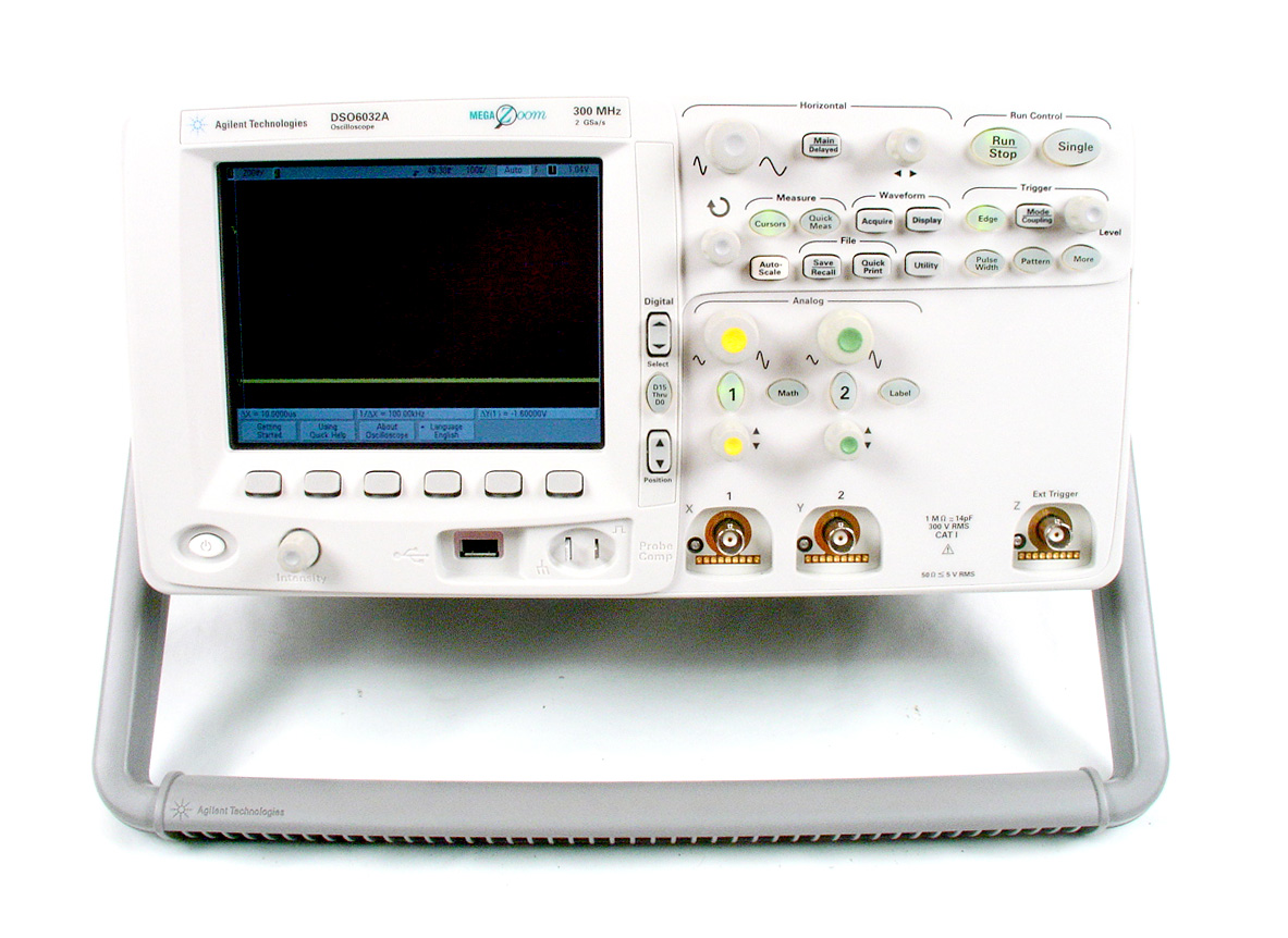 Agilent / Keysight DSO6032A for sale