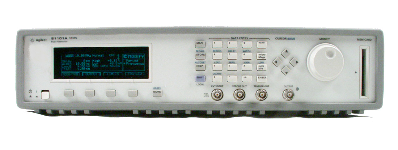 HP / Agilent 81101A for sale