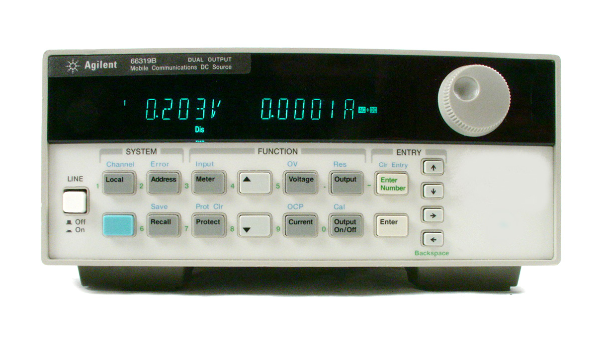 Agilent / Keysight 66319B for sale
