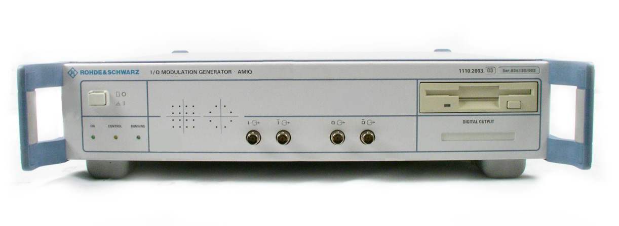 Rohde & Schwarz AMIQ03 for sale