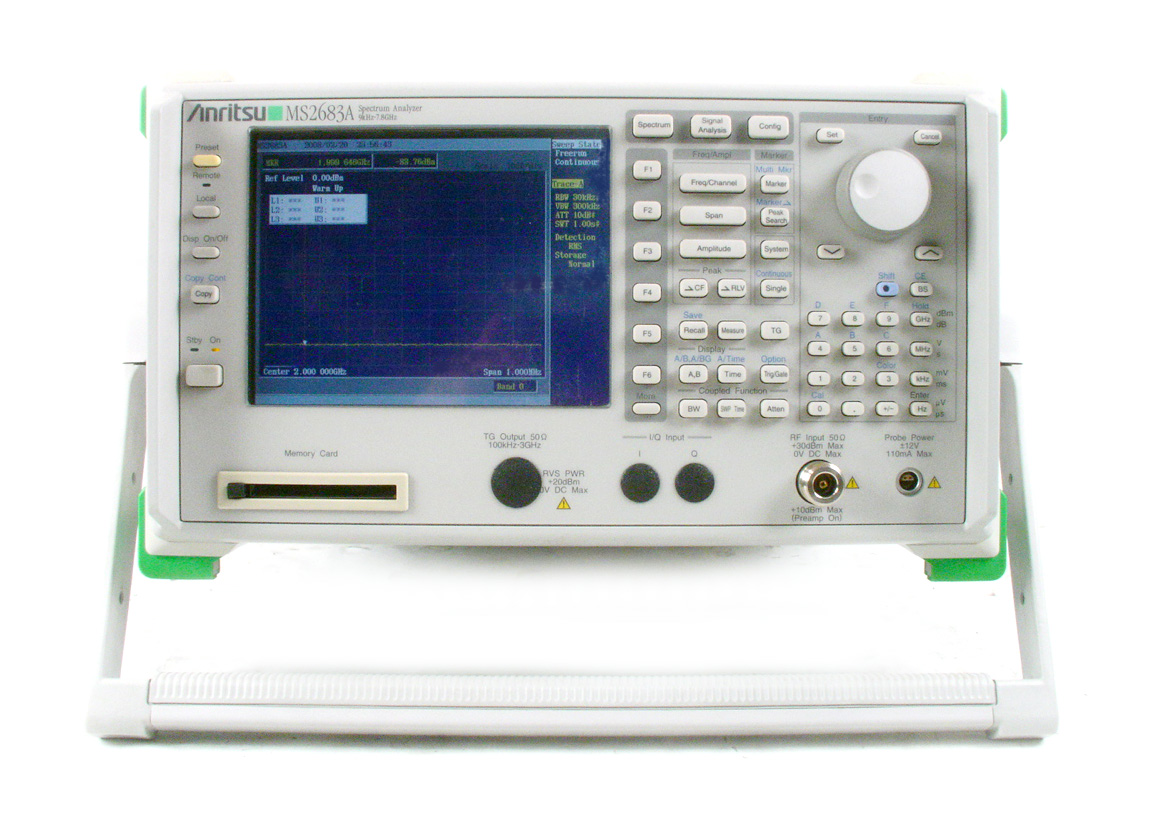 Anritsu MS2687A for sale
