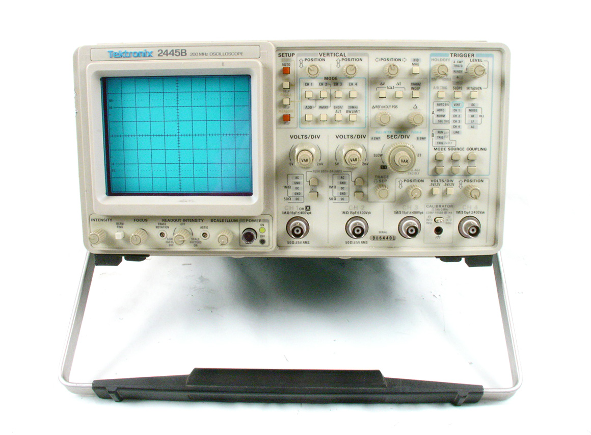Tektronix 2445B for sale