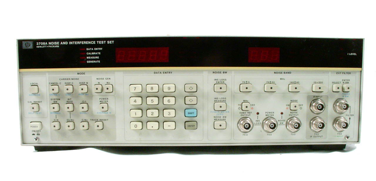 Agilent / HP 3708A for sale