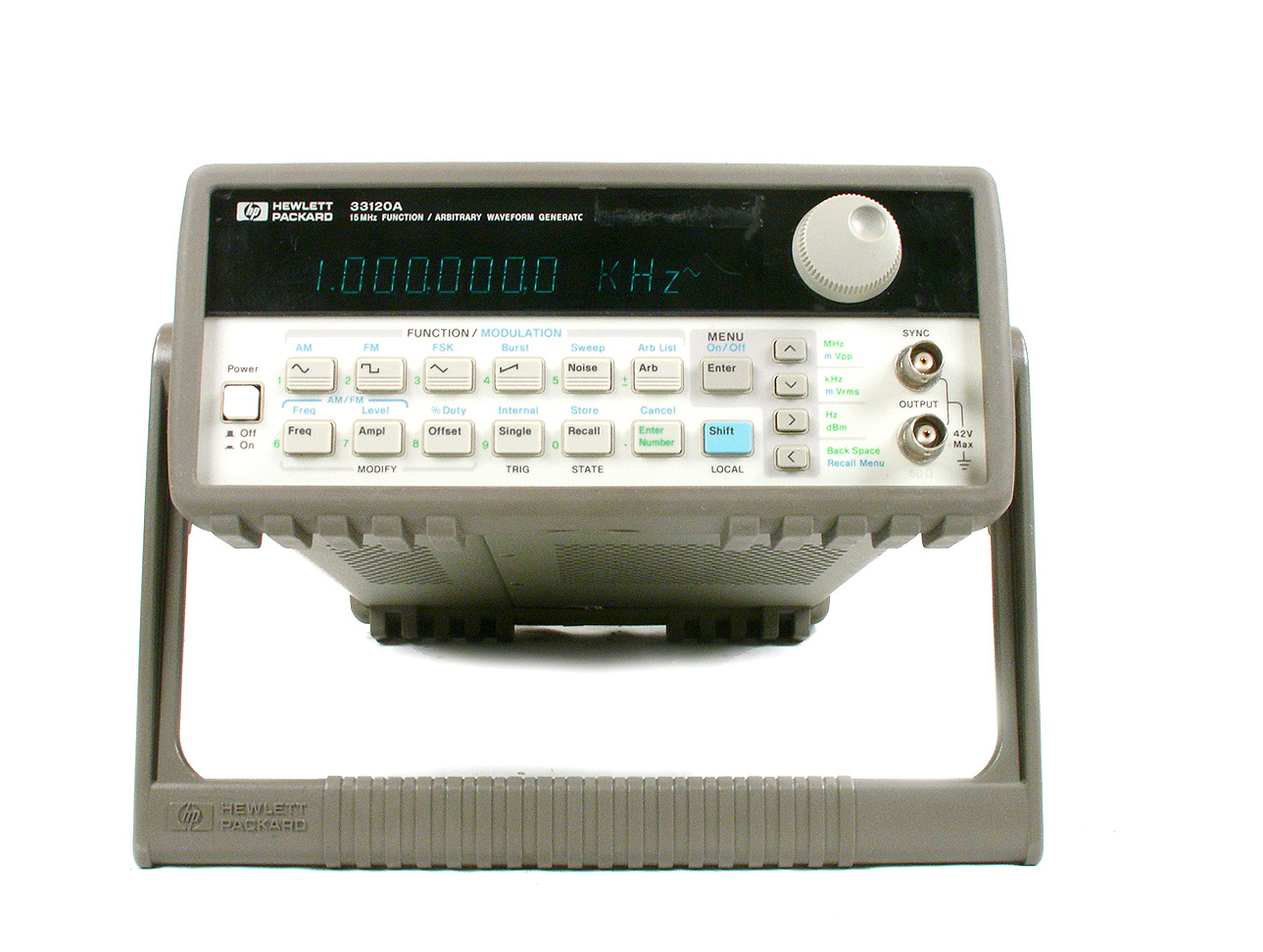 HP / Agilent 33120A for sale
