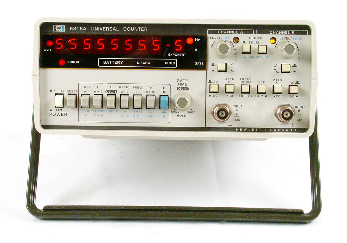 Agilent / HP 5315A for sale