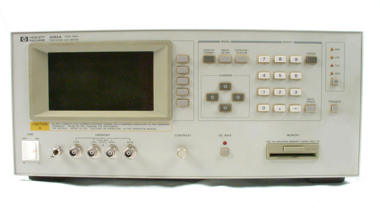 HP / Agilent 4284A for sale