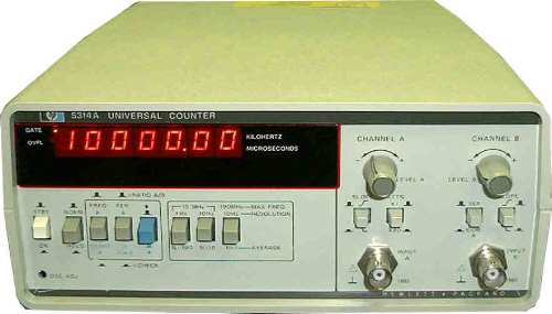Agilent / HP 5314A for sale
