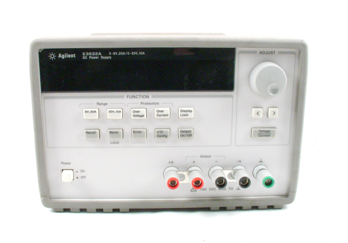 Agilent / Keysight E3633A for sale