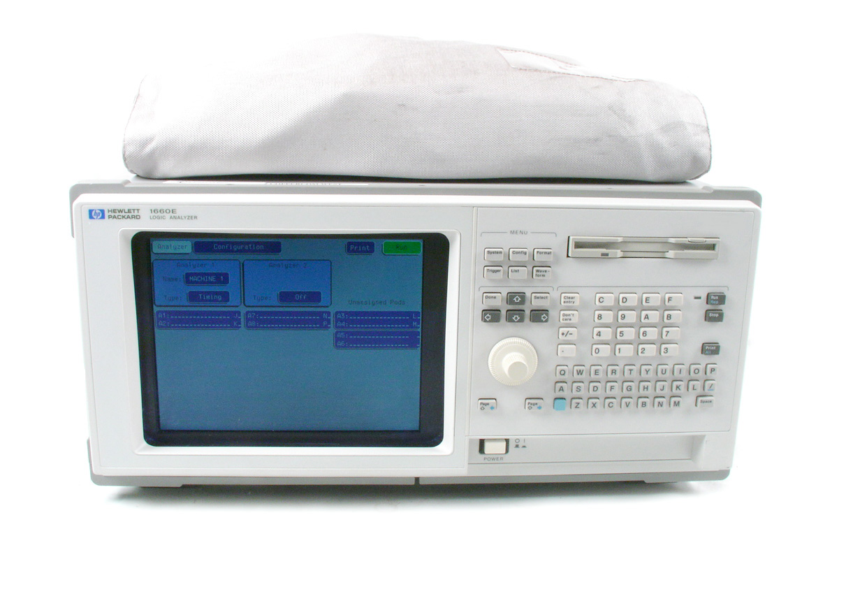 HP / Agilent 1660E for sale